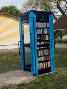 Lv Sausedlitz Einladung Bücherzelle 22 08 2020 1