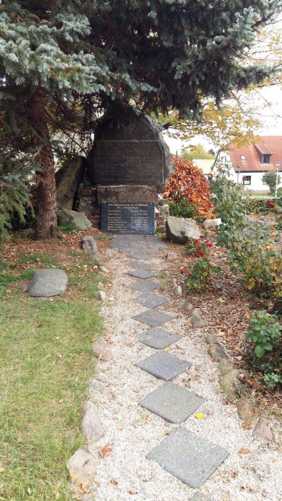 Denkmal Reibitz 1. Weltkrieg 2