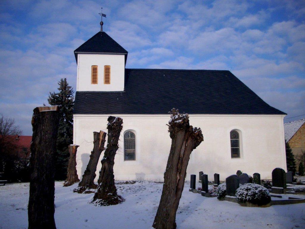 Kirche Reibitz