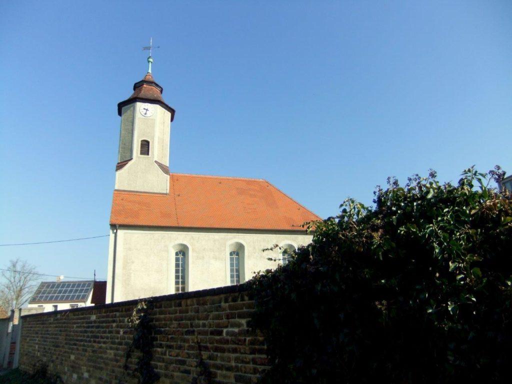 Kirche Sausedlitz