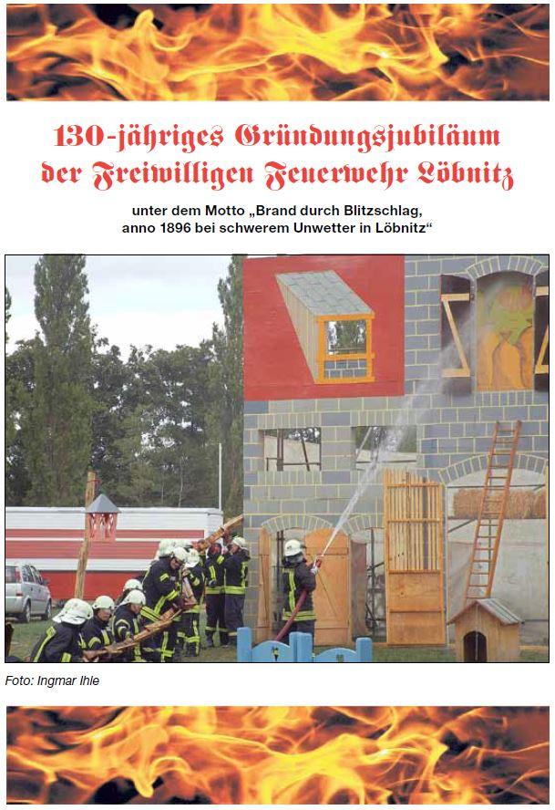 2018 09 22 Lobnitz Ausgabe 08 130jahreffw Titelbild