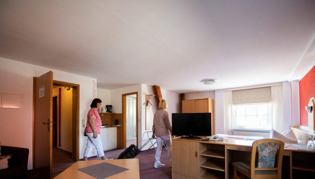 Hotel Pension Zimmer App. 3