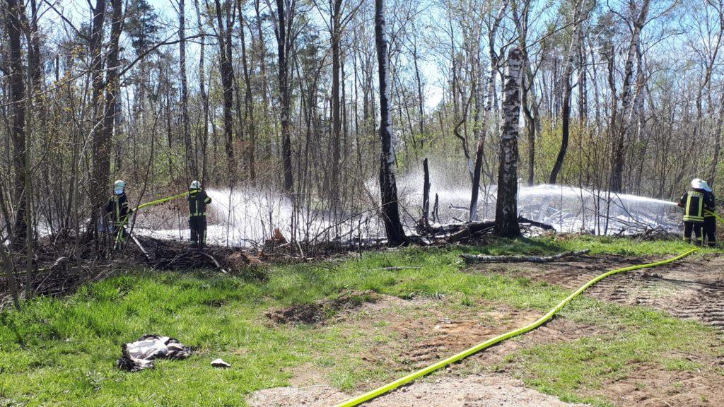 2021 05 09 Einsatz 13 2021 Einsatz Feuerwehr Fuer Homepage Haeublein 2