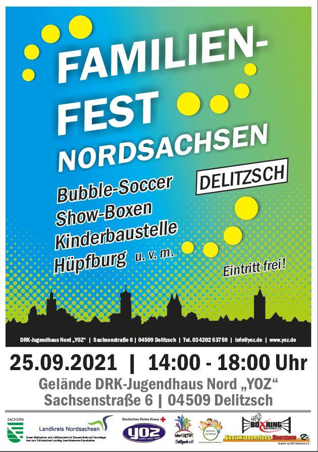 Familienfest Nordsachsen 2021